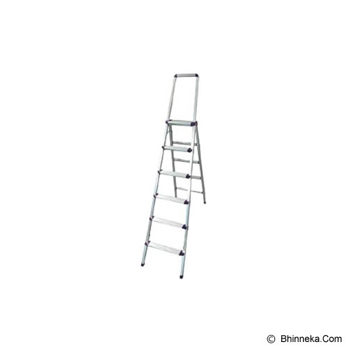 KRISBOW Aluminium Step Ladder [KW0101836] - Tangga